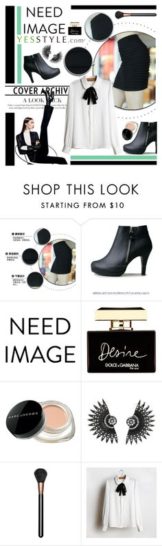 """""""YesStyle - 10% off coupon"""" by shambala-379 ❤ liked on Polyvore featuring NIC+ZOE, Dolce&Gabbana, Marc Jacobs, MAC Cosmetics, JVL, women's clothing, women's fashion, women, female and woman"""