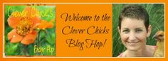 The Chicken Chick®: Clever Chicks Blog Hop #67 with a HENBAG GIveaway!