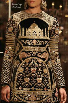 Sabyasachi~❤。An Exquisite Clothing World