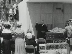 Marilyn Monroe Funeral   August 8, 1962   Westwood Village Memorial Park Cemetery  Los Angeles, CA