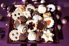 jak zdobit cukroví čokoládou - Hledat Googlem