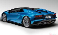 Lamborghini Reveals Aventador S Roadster