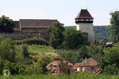 Comori neștiute: biserica fortificată de la Țapu/Abstdorf