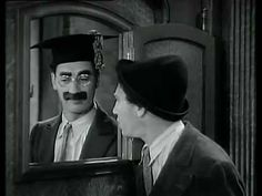 Marx Brothers - Password Scene - Horse Feathers - Chico and Groucho - YouTube