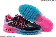 san francisco 87e60 dd7bf Order Nike Air Max 2015 Womens Shoes Official Store UK 1830 Nike Mujer,  Zapatillas Nike