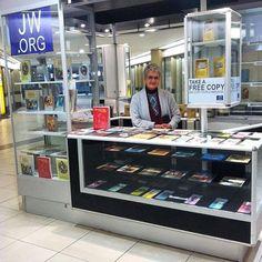 JW News & Archive • Pretoria, South Africa. Thank you...