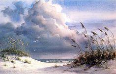 dunes.. sea grass.. ocean waves