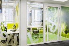 Activity based office by Gullstén-Inkinen Design & Architecture, Helsinki – Finland » Retail Design Blog