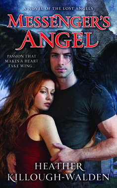 The Lost Angels series, book two: Messenger's Angel (US version)