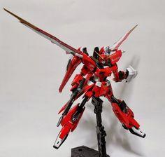 [Modelers-G] HG 1/144 S aviour Gundam – Custom Mix Build #gundam #gunpla #bandai #emultiverse via @E-Multiverse