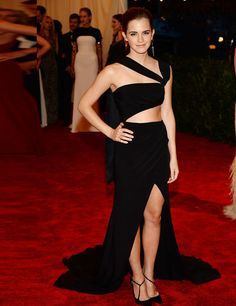 The Met Ball 2013- Emma Watson in Prabal Gurung