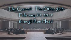 The Council   The Other 99% by Ron Head