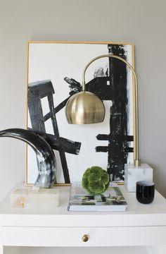 Horn Sculpture | JWS Interiors The Shop
