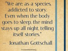 addicted to story