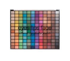 E.L.F. Studio's Ultimate Eyeshadow Palette Best if used with a wet brush