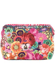 Kaffe Fassett Cosmetic Bag