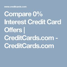 0 interest credit cards for college students