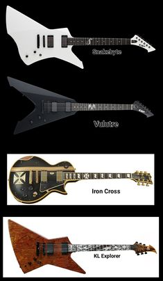 James Hetfield ESP Guitars