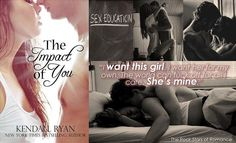 The Impact of You by Kendall Ryan