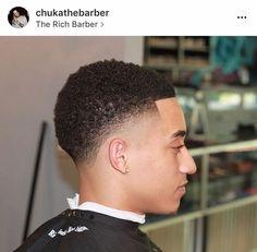 Black Men Haircuts, Black Men Hairstyles, Dope Hairstyles, Latest Hairstyles, Tape Up Haircut, Taper Fade Haircut, Burst Fade Mohawk, Low Skin Fade, Afro Braids
