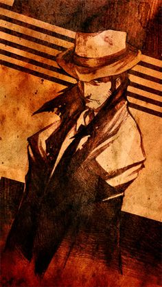 detective by GENZOMAN on deviantART