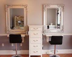 vintage salon decor - Google Search