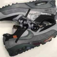 brand new 17f0a ab22c Virgil Abloh x Nike Air Max Second Coming Could Have Greyscale Coloring
