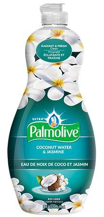 Palmolive Ultra Liquid Dish Soap - Coconut Water and Jasmine - 20 fl oz Palmolive Dish Soap, Dishwashing Liquid, Dishwasher Detergent, Fresh And Clean, Coconut Water, Grease, Jasmine, Fragrance, Cleaning