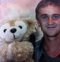 Perfect Guy, Harry Potter Cast, Tom Felton, Draco Malfoy, Toms, Happiness, Teddy Bear, Pictures, Life