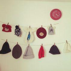 簡単な帽子収納10選☆ちょっとしたアイディアでおしゃれにすっきり♪ | folk Drop Earrings, Interior, Google, Closet, Armoire, Indoor, Drop Earring, Closets, Interiors