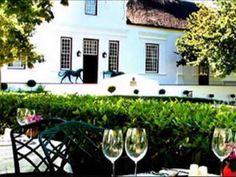 Lanzerac Manor Conference Venue in Stellenbosch, Western Cape Winelands - YouTube
