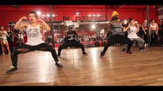 @Beyonce - Get Me Bodied - WilldaBeast Adams Choreography -  by @Directo...