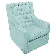 27 inch Aqua Blue nursery rocking chair bought it for our ocean theme nursery, Nursery Furniture, Home Furniture, Furniture Chairs, Nursery Chairs, Baby Boys, Lil Baby, Round Crib Bedding, Nursery Rocker, Girl Nursery