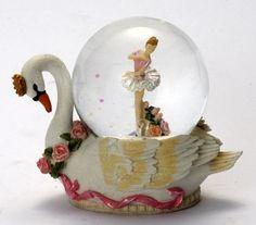 Ballet Water Snow Globe