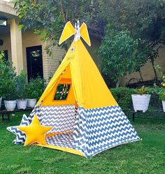 Kids Teepee Tent, Play Tents, Teepees, Tent House For Kids, House Tent, Viking Tent, Shark Pillow, Pink Crown, The Good Dinosaur
