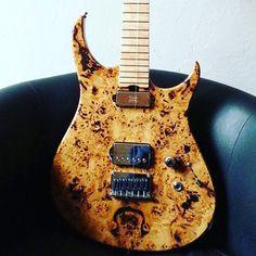 Bruno Traverso Guitars - Joy