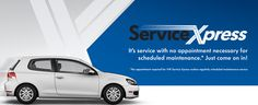 Service Xpress at Volkswagen of Peoria http://www.vwofpeoria.com/Service_Department_Homepage