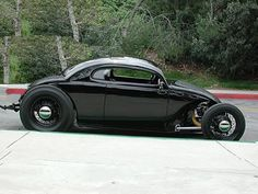 #beetle #volksrod #vw #chopped