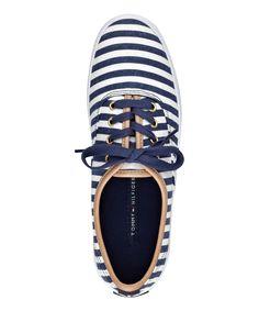 Marine Stripe Sneaker