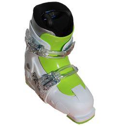 Clapari reglabili Roxa FullTilt alb cu verde | Magazin echipament sportiv http://magazinechipamentsportiv.com/clapari-reglabili-roxa-fulltilt-alb-cu-verde/