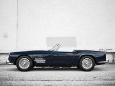 '59 Ferrari 250 California Spyder - via Richard Schulman Photography's blog, http://mynakedarchitecture.tumblr.com/