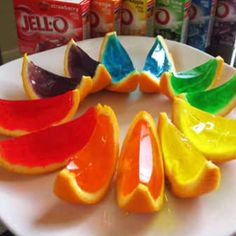Children's Party Ideas kids | jello | fun | family | https://www.facebook.com/pages/Harry-Pierre-Petunia-Puddlesworth/639988636029632