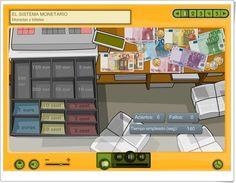 El sistema monetario. Monedas y billetes (Plataforma Agrega)