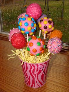 Fun Cake Pops