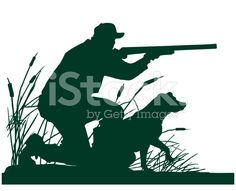 Hunting Rifle Illustrations & Vector Images - iStock