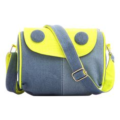 Now available on our store: Fashion Cute Mini... Check it out Here! http://eshoping-cart.myshopify.com/products/fashion-cute-mini-denim-bag-canvas-flapover-crossbody-bag-womens-shoulder-bag