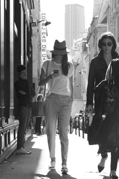 vogue-at-heart: Kendall Jenner - Out and About on September 26, 2014 in Paris