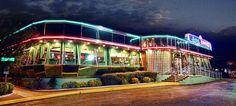 Landmark Diner Buckhead Location Where the Stars Meet at Night | 24 Hours Open Diner in Buckhead - Atlanta | American Restaurant in Buckhead - Atlanta Downtown | Best Diner in Atlanta | Broadway Diner in Marietta