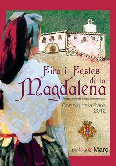 MI Propuesta Cartel de la Magdalena 2012