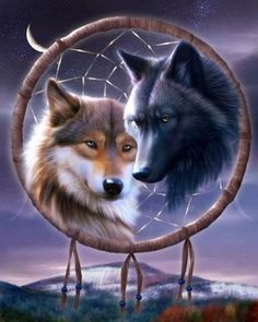 Wolf Dream Pair